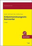 Einkommensteuergesetz Kommentar , 4. Auflage 2019
