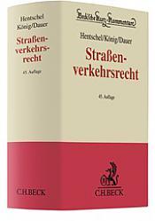 Straßenverkehrsrecht, Kommentar, 45. Auflage 2019