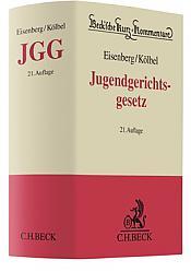 Jugendgerichtsgesetz,21. Auflage 2020