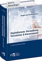 Digitalisierte Verwaltung - Vernetztes E-Government, 2. Auflage 2019