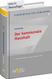 Der kommunale Haushalt, 5. Auflage 2019
