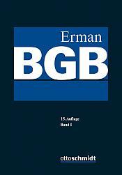BGB Kommentar 15. neu bearbeitete Auflage 2017