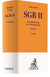 SGB II • Grundsicherung für Arbeitsuchende, Kommentar, 4. Auflage 2017