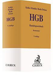 Handelsgesetzbuch: HGB, Kommentar, 9. Auflage 2019