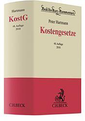 Kostengesetze, 48. Auflage 2018
