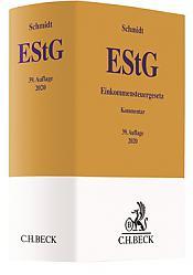 Einkommensteuergesetz: EStG, 39. Auflage 2020