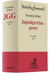 Jugendgerichtsgesetz,22. Auflage 2021