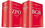 BGB + ZPO 2017 im Kombiangebot