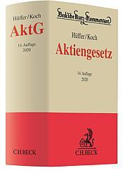 Aktiengesetz: AktG, 14 Auflage 2020