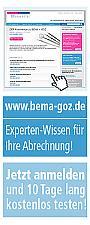 Kommentar BEMA + GOZ - Online