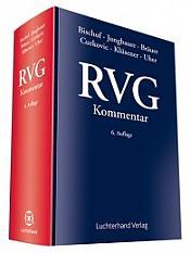 RVG Kommentar, 9. Auflage 2021