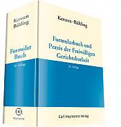 Formularbuch und Praxis Freiwillige Gerichtsbarkeit, 26. Auflage 2019