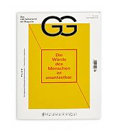 Grundgesetz als Magazin