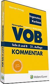 VOB Teile A und B •    Kommentar   21. Auflage 2019.