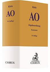 Abgabenordnung AO, Kommentar, 14. Auflage 2018