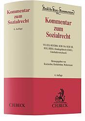 Kommentar zum Sozialrecht , 6. Auflage 2019