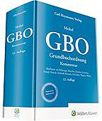 GBO Grundbuchordnung, Kommentar, 12. Auflage 2020