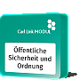 Öffentliche Sicherheit und Ordnung CarlLink Modul
