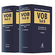 Beck'scher VOB-Kommentar Teile B und C, 9. Auflage 2021