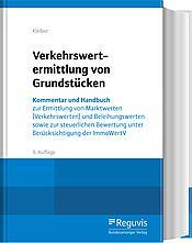 Verkehrswertermittlung von Grundstücken , 9. Auflage 2019