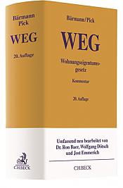 Wohnungseigentumsgesetz: WEG 20. Auflage 2020